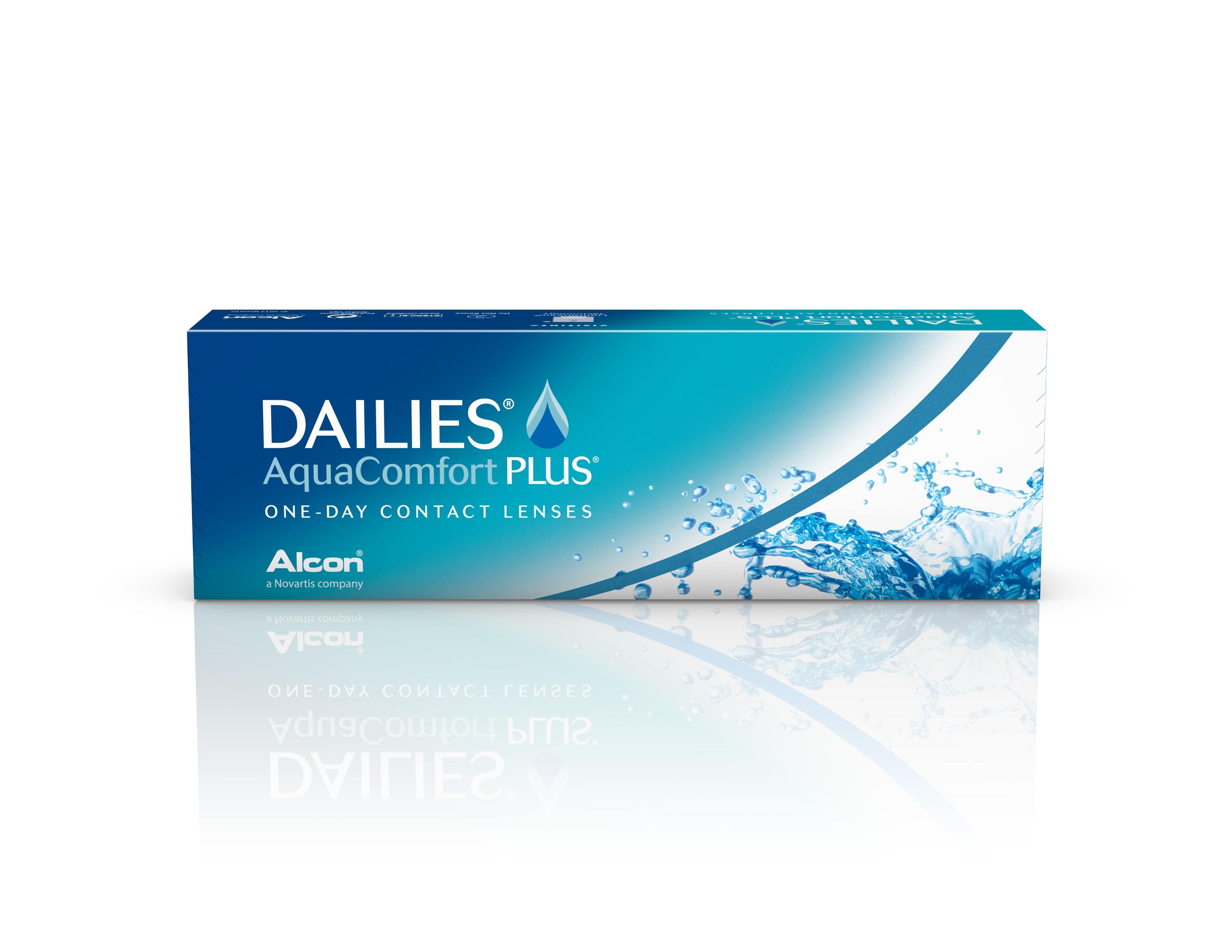 dailies de alcon pure moist cibavision opti contact plus aqua free focus comforter aquacomfort comfort lentilles
