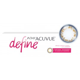 1 Day Acuvue Define Natural Shimmer (30)