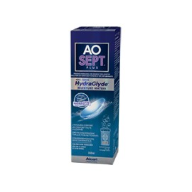 AOsept Plus 5 x 360 ml Multipack