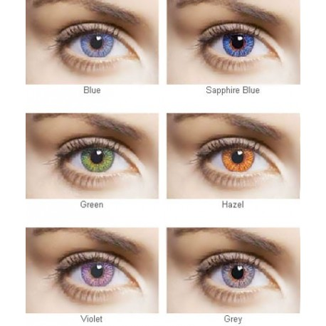 Freshlook Colors 2 Lentilles Be
