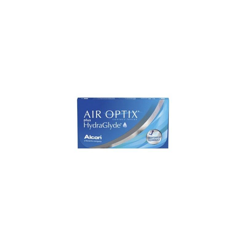 Air Optix Hydraglyde 6 Lentilles Be